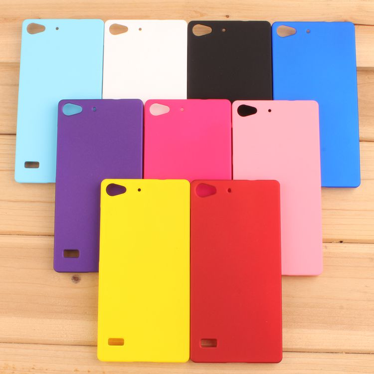 Solid color Hard Plastic cases For Lenovo vibe x2 back cover case