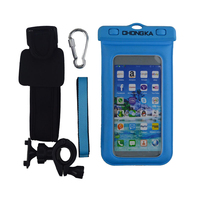 armband mobile phone waterproof case for nokia lumia 630