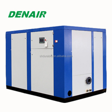 variable frequency screw air compressor for tire repair factory