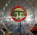 HOLA soccer bubble ball/football bubble for adult