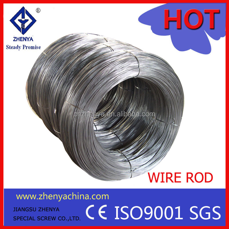 hot rolled steel wire rod in coils/coil rod/Rolled Steel Wire/A2/A4/HDG/best web to buy china