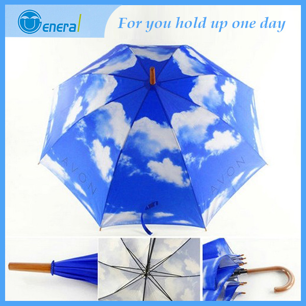 Fashionable IAF certified Polyester Portable dollar store umbrella
