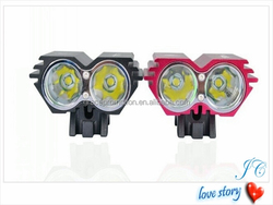 Hot Sale Cree XML U2 LED CREE XM-L T6 Bike Light Lamp + Battery Pack + Charger For Wholesale