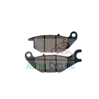 wholesale motorcycle disc brake pads AC086 for HONDA- CBR125R/ CBR 150 R/ XL125 V1; AJS- Regal Raptor CR3-125 AC086