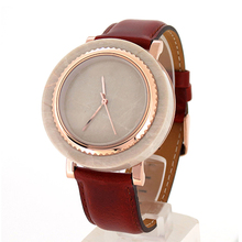 China suppliers New design Marble Raw materials watch luxury gifts set
