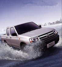 Chinese manufacture provide 4x4 Dongfeng Rich pickup truck with 4WD Diesel engine for sale