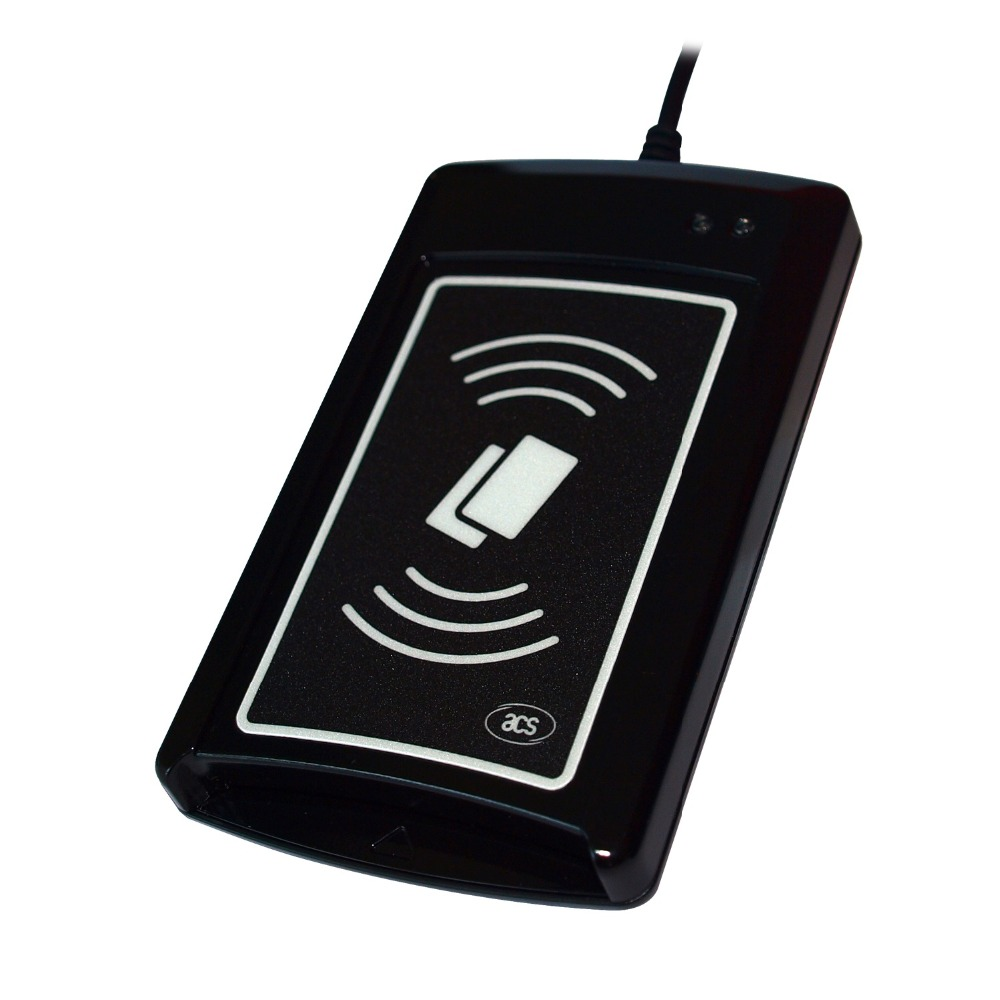 Discount ACR1281U-C2 usb smart card reader Access Control Card Reader Card UID Reader writer