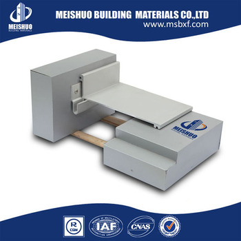 anti-seismic ceiling expansion joint for building