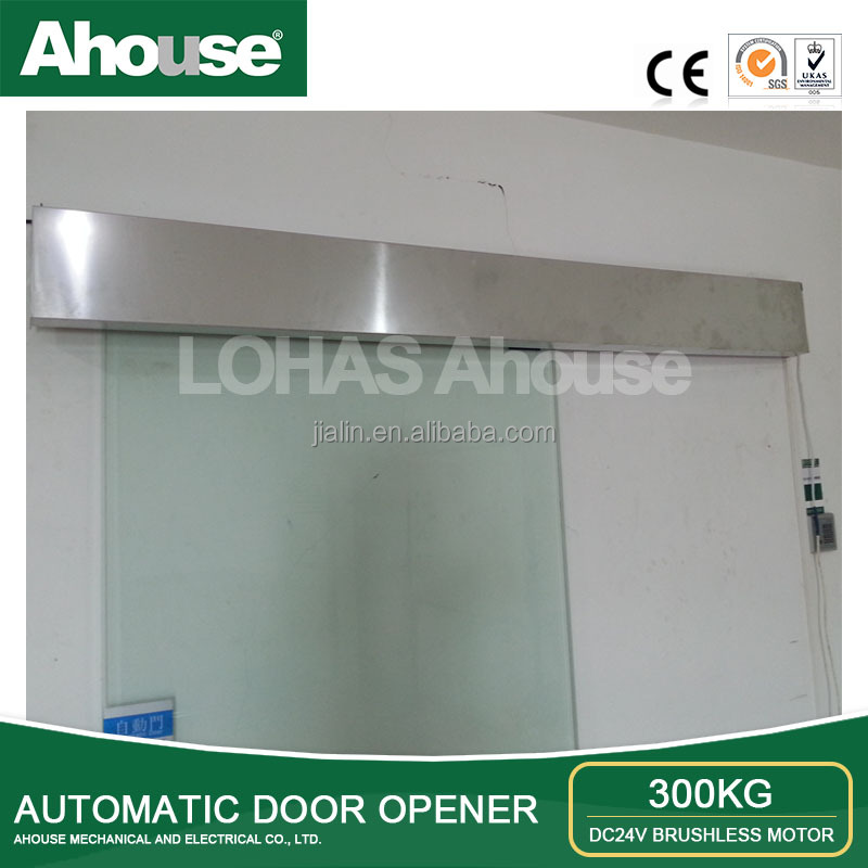 Aluminium sliding doors,automatic sliding door