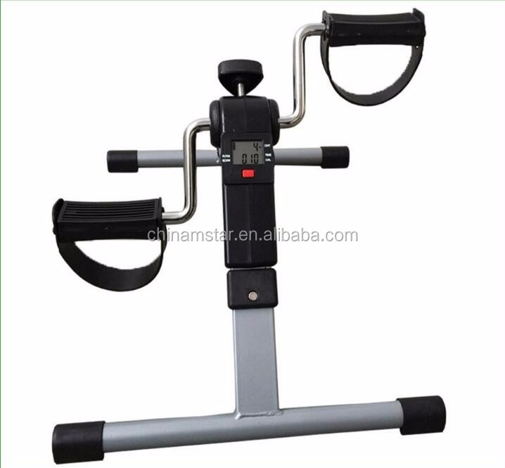 Foot Pedal Exerciser Mini Cycle for sale indoor Pedal Exercise Bike for Elderly
