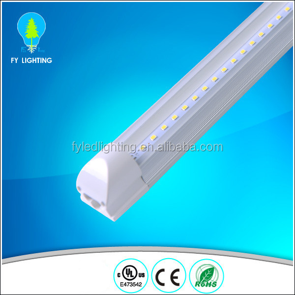 NEW Integrated 2.4m 8ft 45W Led T8 Tube Lights SMD2835 High Bright 4500lm Warm Natuarl Cool