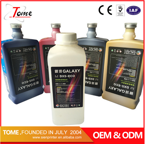 One Liter Premium Roland Odorless Eco Sol Max Inks For DX-4