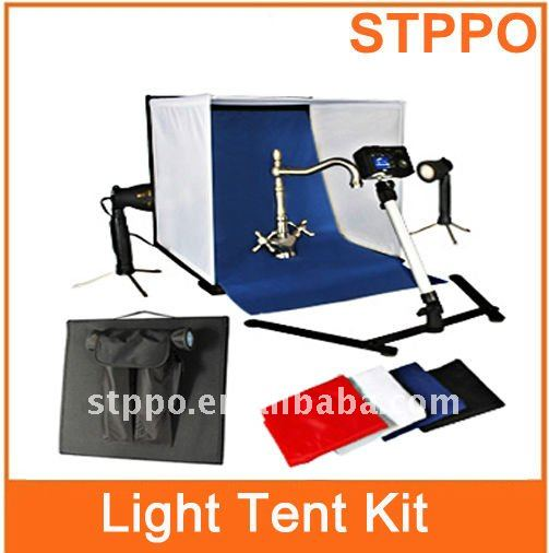 New Photography Photo Studio Light Tent Kit