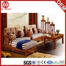 Competitive price hot selling sofa furniture antique style pictures of wooden sofa set designs