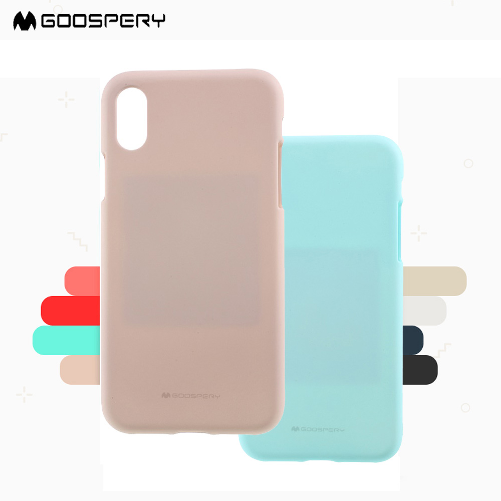 Creative 2018 Oem Phone Case Hot Goospery Soft Feeling Jelly Tpu Iphone X Pearl Red For 10 Xbrand Buy Casecase Mobile