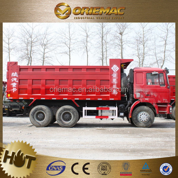 shacman 10 wheel 3 axles dump trucks 30tons