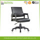wholesale swivel office chair with middle back PP armrest nylon base