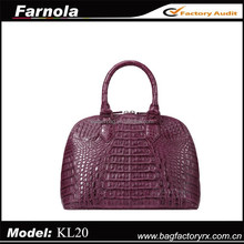 2015 alibaba croc bags factory fashion latest leather handbags