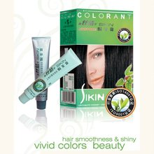 Skin Hair Colorant With Plant Essence Mild Formula