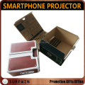 Latest Cardboard Smartphone Projector mobile phone