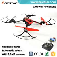 Professional headless & Auto home model 2.4G 4ch rc helicopter with wireless camera.