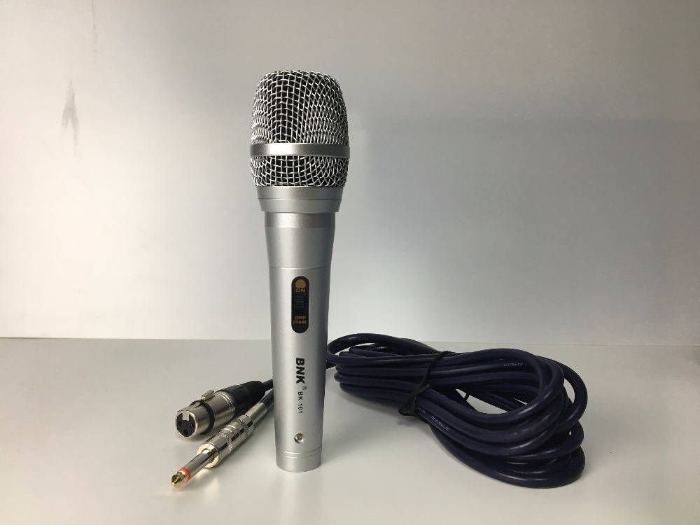 Dynamic professional enping microphone wired microphone for sale BK101
