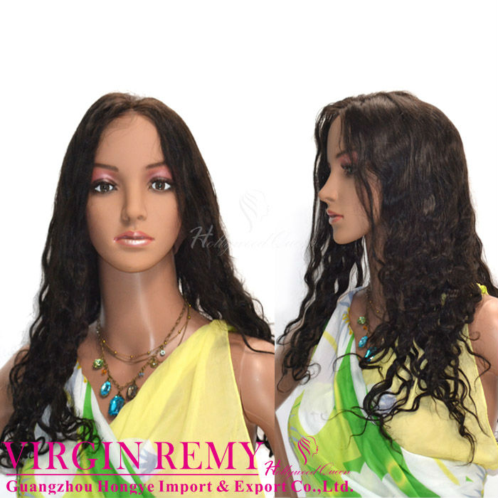 Human hair lace wig in best price