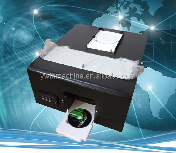 Automatic Inkjet Printer Type CD Printer With 50pcs CD Tray for CD/DVD Printing