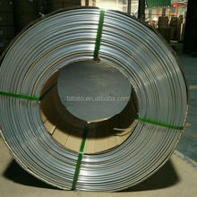 Factory aluminium tube coil for Air conditioning refrigeration