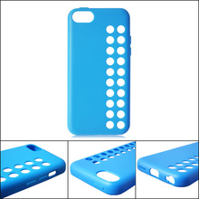 Best Selling flip leather cover for iPhone 5C Case