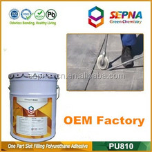 Top quality OEM Top quality Single-Component Polyurethane Self Leveling Concrete Crack Sealant