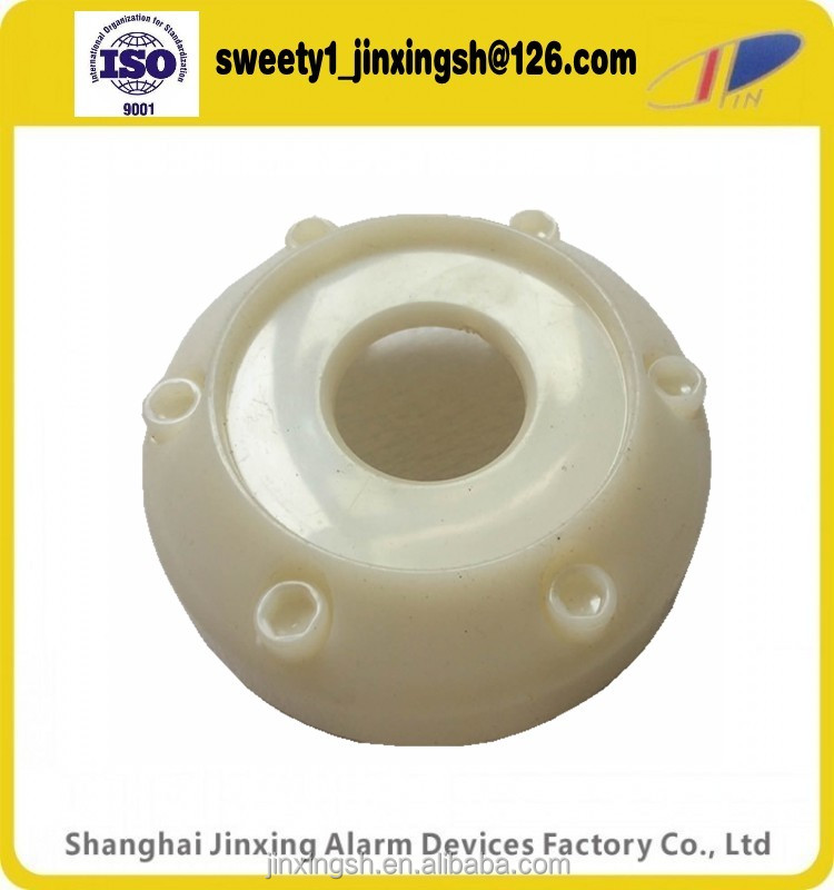 ABS white wheel hub cover, standard car wheel hub cover cap ,Customized plastic products