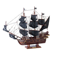 """MORGAN'S GALLEON 1770 Pirate ship"",wooden historical sailing boat,Souvenir,Navy,Nautical,Promotional gift,home decor"