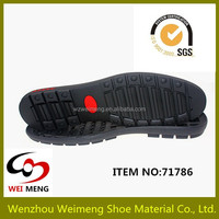 trade assurance outsole mould for crepe rubber outsole with synthetic rubber/gum rubber