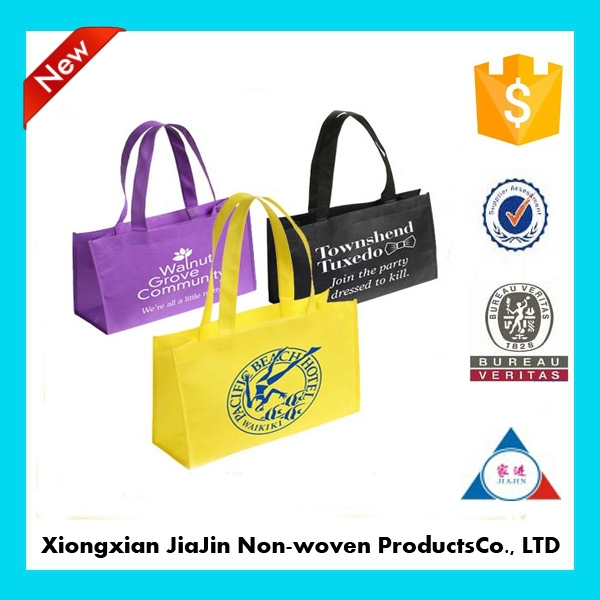factory custom non-woven shopping bags /non woven bags wholesale