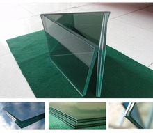 Factory price Fireproof frameless fire rated glass doors, fire proof glass