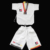 Instock summer taekwondo uniform for kids/Short sleeve children taekwondo uniform
