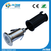 316SS led mini light underwater 12V 3W 3in1 pool light