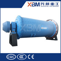 Ball mill for minerals and metallurgical processing