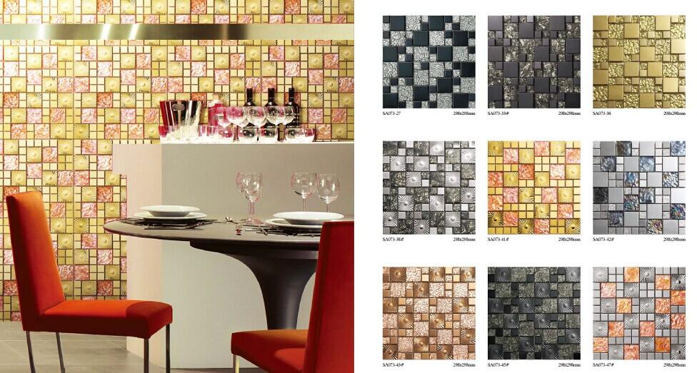 popular mosaic adhesive backsplashes buy self adhesive