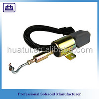 engine parts fuel shutdown solenoid valve