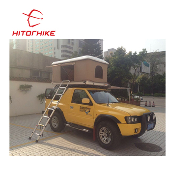 Hitorhike Hard Shell Roof Tents 215cm*125cm*110cm car roof top tent for sale