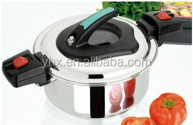 Stainless Steel Multifunction Electric Pressure Multi Rice Cooker Yellow Non Stick Kitchenware