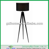 Buy High end wooden floor lamps uk /Modern Floor Lamp with White ...