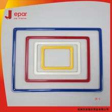 Advertising plastic display frame/poster display frame