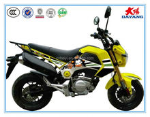 2015 new fashion 125cc Chongqing motorcycle yellow for sale
