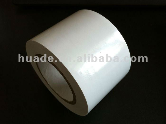 custom printed pvc duct tape with hot melt adhesive