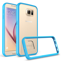Nice blue Original tpu case for s7 edge SM-G935A colorful cover for sam s7 plus plastic skin cases
