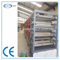 CE industrial licopersicin belt hot air dryer /drying machine/drying equipment