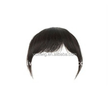 Clip-In Chinese Human Remy Hair Fringe Bangs 100% Human Hair